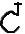 Вогнутый столбик с накидом - рельефный столбик (за работой).